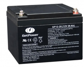Bateria GetPower 12V 26