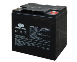 Bateria GetPower 12V 28S