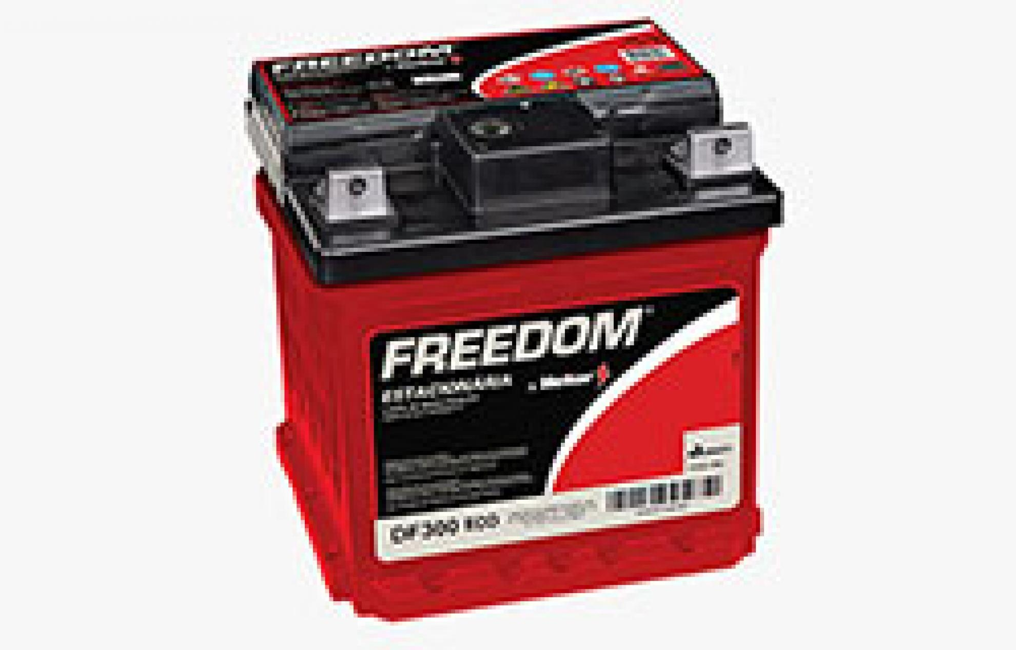 Bateria Freedom by Heliar DF300