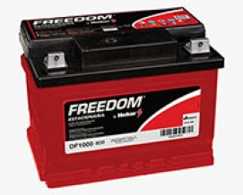 Bateria Freedom by Heliar DF1000