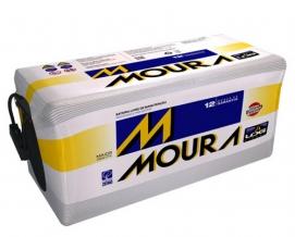 Bateria Moura 180Ah M180BE