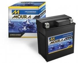 Bateria Moura 12volts 8Ah MA8,6-E