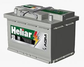 Bateria Heliar AGM AG70PD