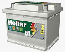 Bateria Heliar Free SL50JD