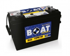 Bateria Moura Boat 105Ah 12MB105