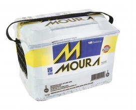 Bateria Moura 80Ah M80RE