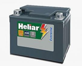 Bateria Heliar Extreme XTZ5L