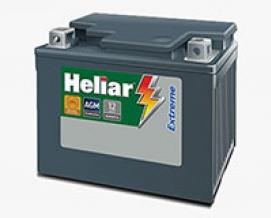Bateria Heliar Extreme XTZ6L