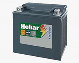 Bateria Heliar Extreme XTZ7L