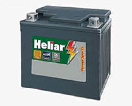 Bateria Heliar PowerSports HTZ6L
