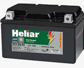 Bateria Heliar PowerSports HTX7A-BS