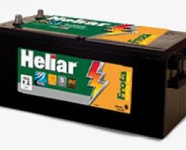 Bateria Heliar Frota Super Free RTP150TD