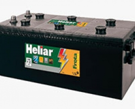 Bateria Heliar Frota RTV150TD