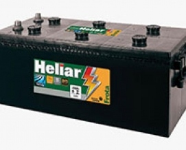 Bateria Heliar Frota RTV170TD