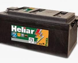 Bateria Heliar Frota RT200TD