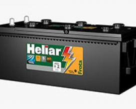 Bateria Heliar Frota SRT180TD