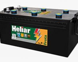 Bateria Heliar Frota RT225TE
