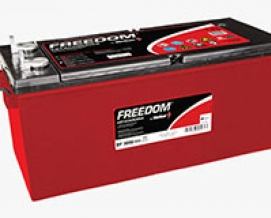 Bateria Freedom by Heliar DF3000