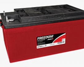 Bateria Freedom by Heliar DF4001