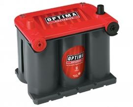 Baterias Optima REDTOP 75/25