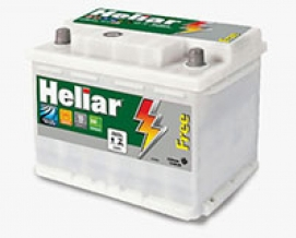 Bateria Heliar Free SL60DD