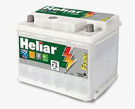 Bateria Heliar Free SL60DE