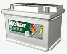 Bateria Heliar Free SL60HD
