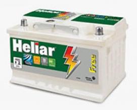 Bateria Heliar Free SL70ND