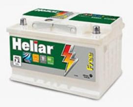 Bateria Heliar Free SL70NE