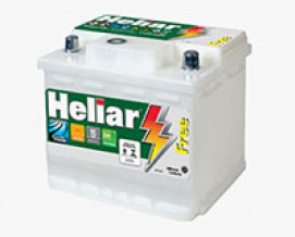Bateria Heliar Free HL50GD