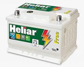 Bateria Heliar Free HL55DD