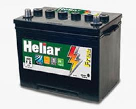 Bateria Heliar Free HL75LE