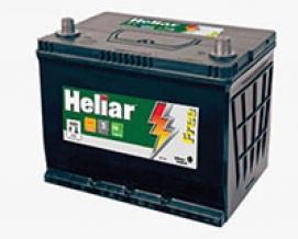 Bateria Heliar Free HLD75LD